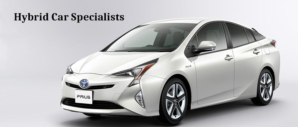 Hybrid car specialists
